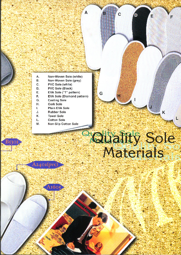 Sole Materials